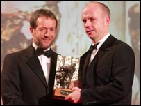 Peter Canavan was one of the seventh Tyrone All Star winners