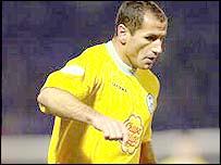 Ipswich striker Shefki Kuqi