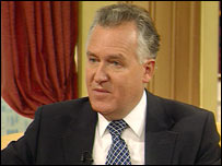Commons leader Peter Hain MP