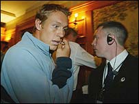 Jonny Wilkinson is now the subject of intense media scrutiny