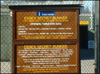 Mistley Secret Bunker