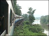 On the Death Railway