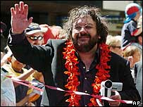 Director Peter Jackson