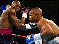 Roy Jones (right)