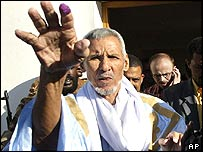 Mohamed Khouna Ould Haidalla