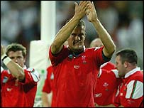 Wales will return home as heroes