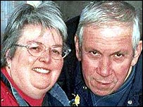 Carole and Graham Fisher