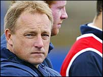 Ireland boss Eddie O'Sullivan