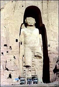 Bamiyan Buddha statue