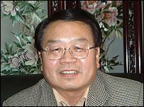 Консул КНР в Хабаровске Чен Гопин