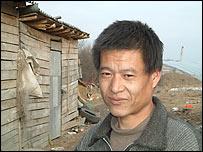 Китайский эмигрант в Росси