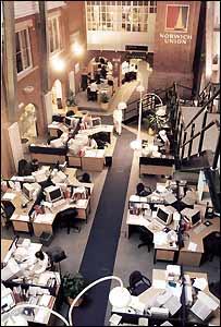 Norwich Union offices