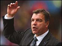 Bolton Wanderers manager Sam Allardyce