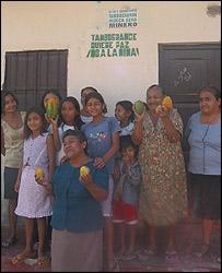 Women in Tambogrande