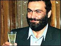 Vazgen Sarkisian