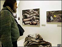 Exhibits at 9/11 show in New York