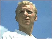 Former England skipper Bobby Moore