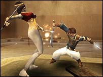 Screenshot of Prince of Persia, Ubisoft