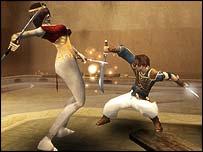 Screenshot of Prince of Persia, Ubisoft