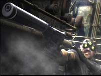 Screenshot from Rainbow Six 3, Ubisoft