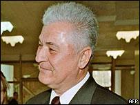 Moldovan President Voronin