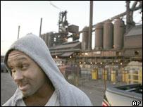 US steelworker