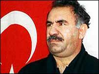 Abdullah Ocalan. File photo