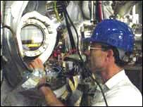 Mast fusion chamber