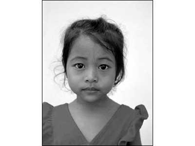 Marina. Camboya. (Foto: Positive Lives)