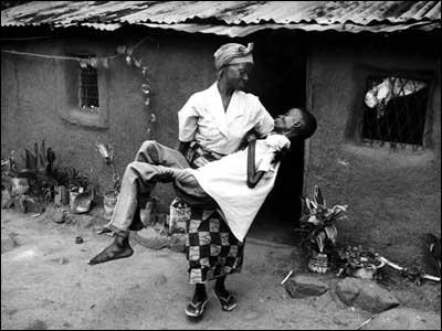 Joseph Gabriel, Mwanza, Tanzania (Foto: Positive Lives)