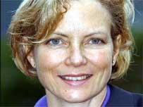Actress Jenny Seagrove