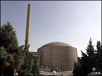 Ядерный реактор в Тегеране
