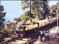 Simla station