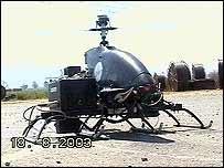 Steadicopter pilotless helicopter (image: Steadicopter)