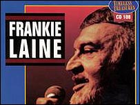 Frankie Laine album cover