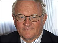 Statoil chairman Jannik Lindbaek. Photo: Statoil/Harald Pettersen.