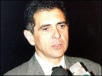 Paulo Texeira, Director del programa para combatir el SIDA de la OMS.