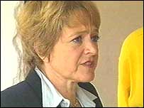 Children's minister Margaret Hodge