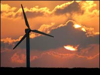 Windfarms voted worst eyesore