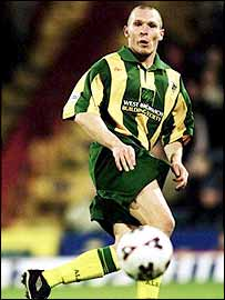 Former West Brom and Preston midfielder Michael Appleton