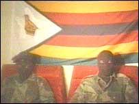 Zimbabwe's new armed group, the Zimbabwe Freedom Movement