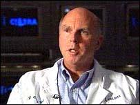 Craig Venter, BBC