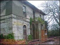 Castle Green House