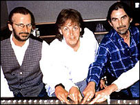 The Beatles in 1994