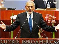 Presidente de Bolivia, Carlos Mesa