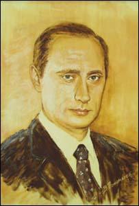 работа художника Понамарева, фото с сайта www.pir.ru