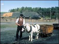 Beamish drift mine