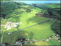 Aberporth airfield