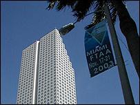 Centro de Miami.