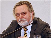 El negociador comercial de Brasil, Adhemar Bahadian.
